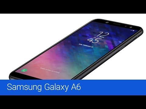 Samsung Galaxy A6 (recenze)