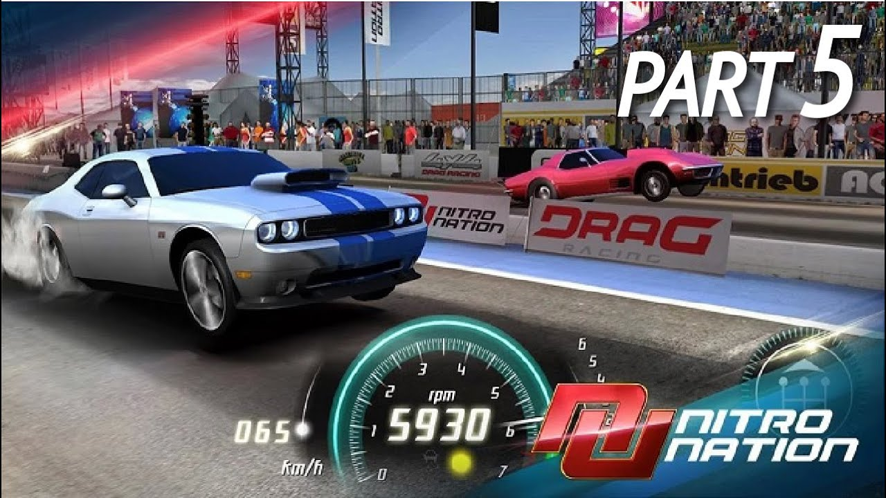 Nitro nation online drag subaru impreza vs bmw z4 infiniti g37 coupe ios iphone gameplay video