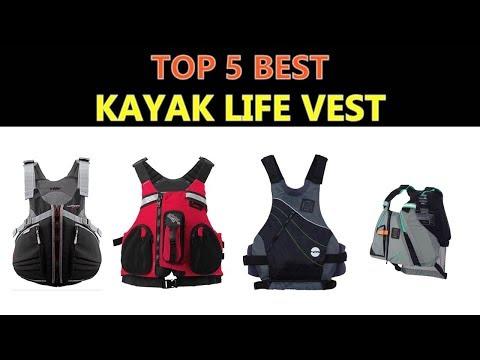Best Kayak Life Vest 2020
