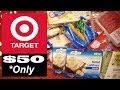 $50 Target Keto Grocery Haul | Is It Better Than Walmart
