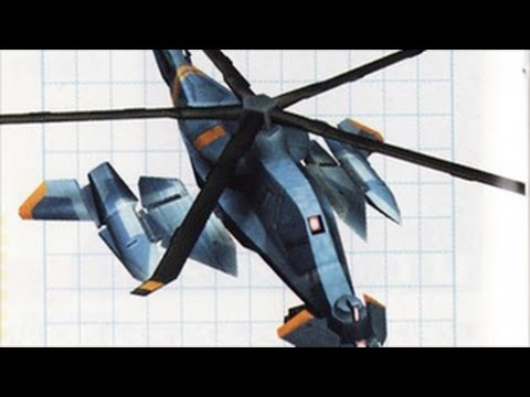 Zero Gunner 2 (Arcade/Psikyo/2001 Commanche) [720p]