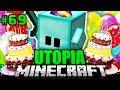 BLOCKY hat GEBURTSTAG Minecraft Utopia 069 Deutsch HD