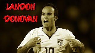 SPORT TV 1 HD - LANDON DONOVAN - All 57 Goals 2000/2013