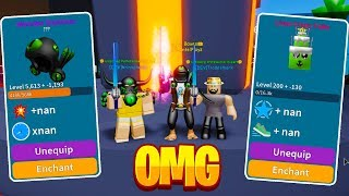 THE OWNER GAVE ME GLITCHED MYTHICAL HATS & PETS! | Unboxing Si…