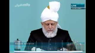 2011-01-28 Gottes Liebe für den Heiligen Propheten Muhammad (saw)