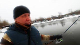 Пробую катушку Shimano NEXAVE для спиннинга на реке Исеть