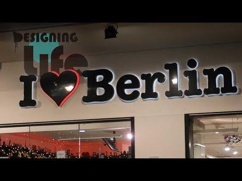 Arriving in Berlin & Hilton Berlin Review