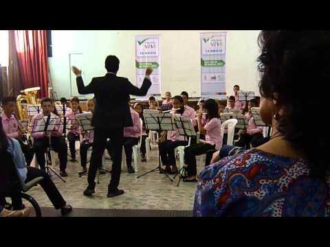 Maroma- Alfredo Mejía |Banda Sinfónica Juvenil de Amagá (Ant)