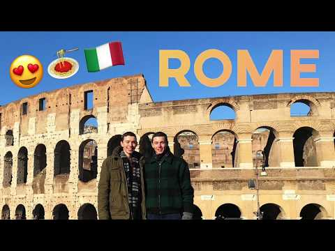 A Day in the Life: Study Abroad Rome