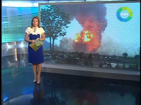 Трагедия в Туркмении.