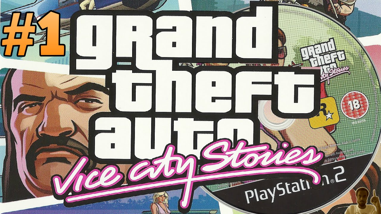 Gta vice city stories part 1 ps2 gameplay