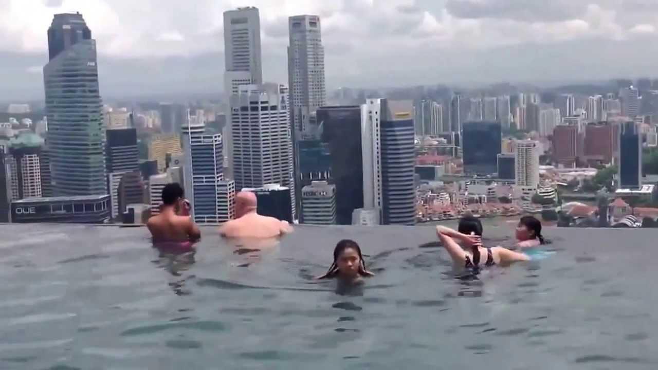 La mejor piscina del mundo youtube for Piscinas del mundo