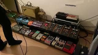 My John Frusciante Board 2020.