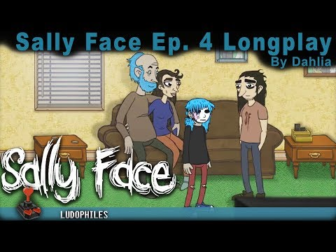Sally Face Episode 4: The Trial - All VHS Tapes Full Playthrough / Longplay / Walkthrough