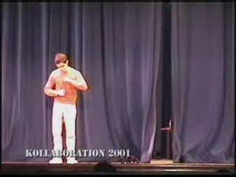 Kollaboration_2001 - Body Popping Contest
