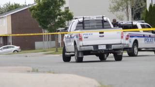 RNC surrounding house in St. John's during standoff