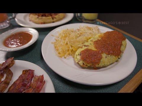 Chicago's Best Bacon: Niko's Breakfast Club