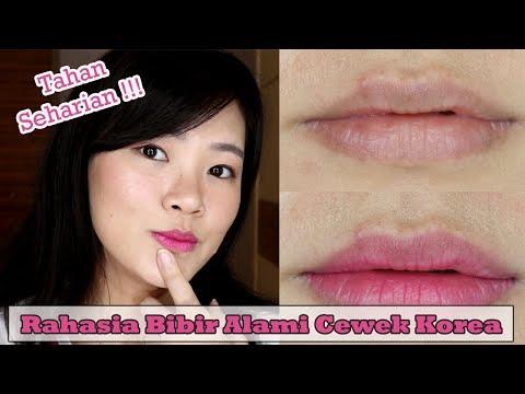 bibir-pink-sehat-cewek-korea-|-liptint-tahan-lama-seharian-|-wangskin-lip-tattoo