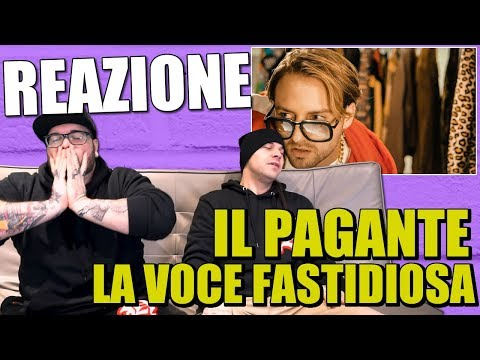 REACTION | Il Pagante ft. Samuel Heron - Dress Code | ARCADE BOYZ