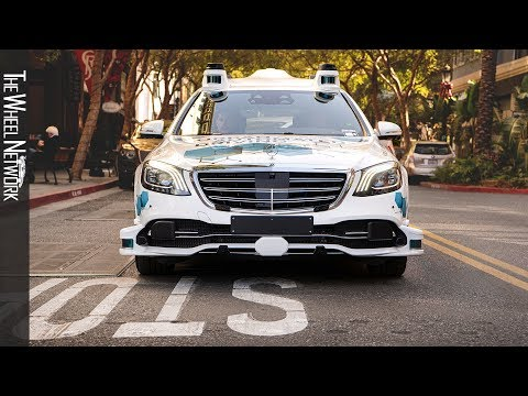 Mercedes-Benz And Bosch Automated Ride-hailing Service In San José