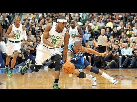 NBA Game-Winning Steals