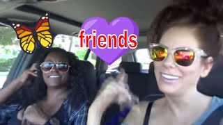 My friend came to visit _ Amber Dawn Lee Vlogs