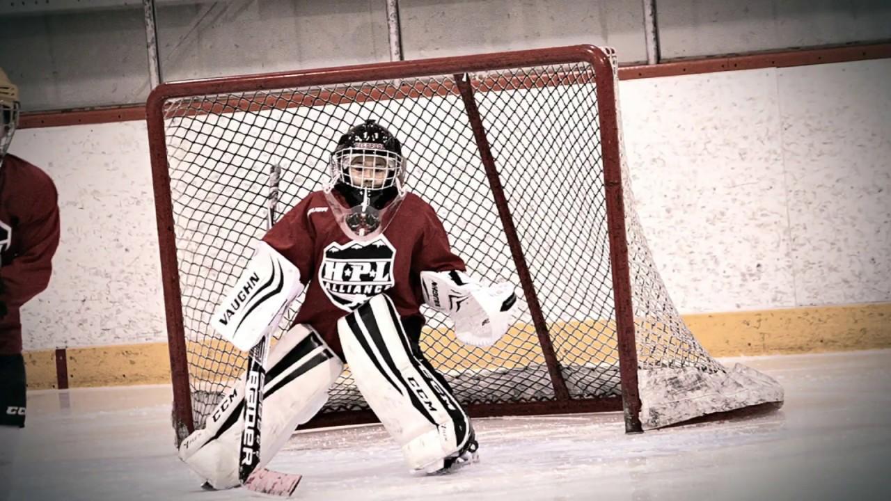 Saves By Brickwall 7 Year Old Hockey Goalie Goalie Highlights