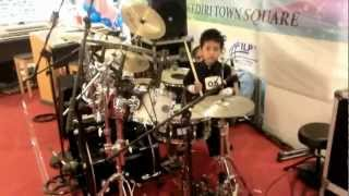Solo Drum Indonesia in Yamaha Music Concert 2012