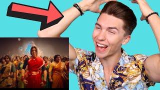 VOCAL COACH Justin reacts to BamBholle - Laxmii | Akshay Kumar | Viruss | Ullumanati