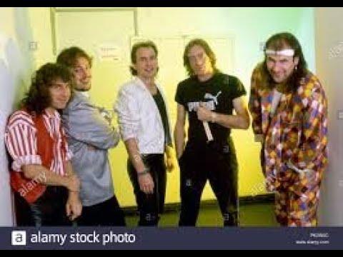 Rock Against the Clock Marillion Road Crew 1987ish