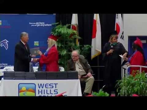 West Hills College Coalinga 2015 Graduation
