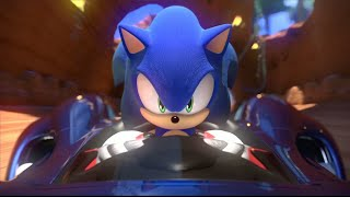 Team Sonic Racing: Quick Look (Video Game Video Review)
