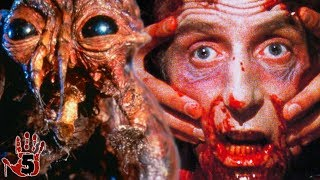 Top 5 Most Disgusting Creations In Horror Cinema