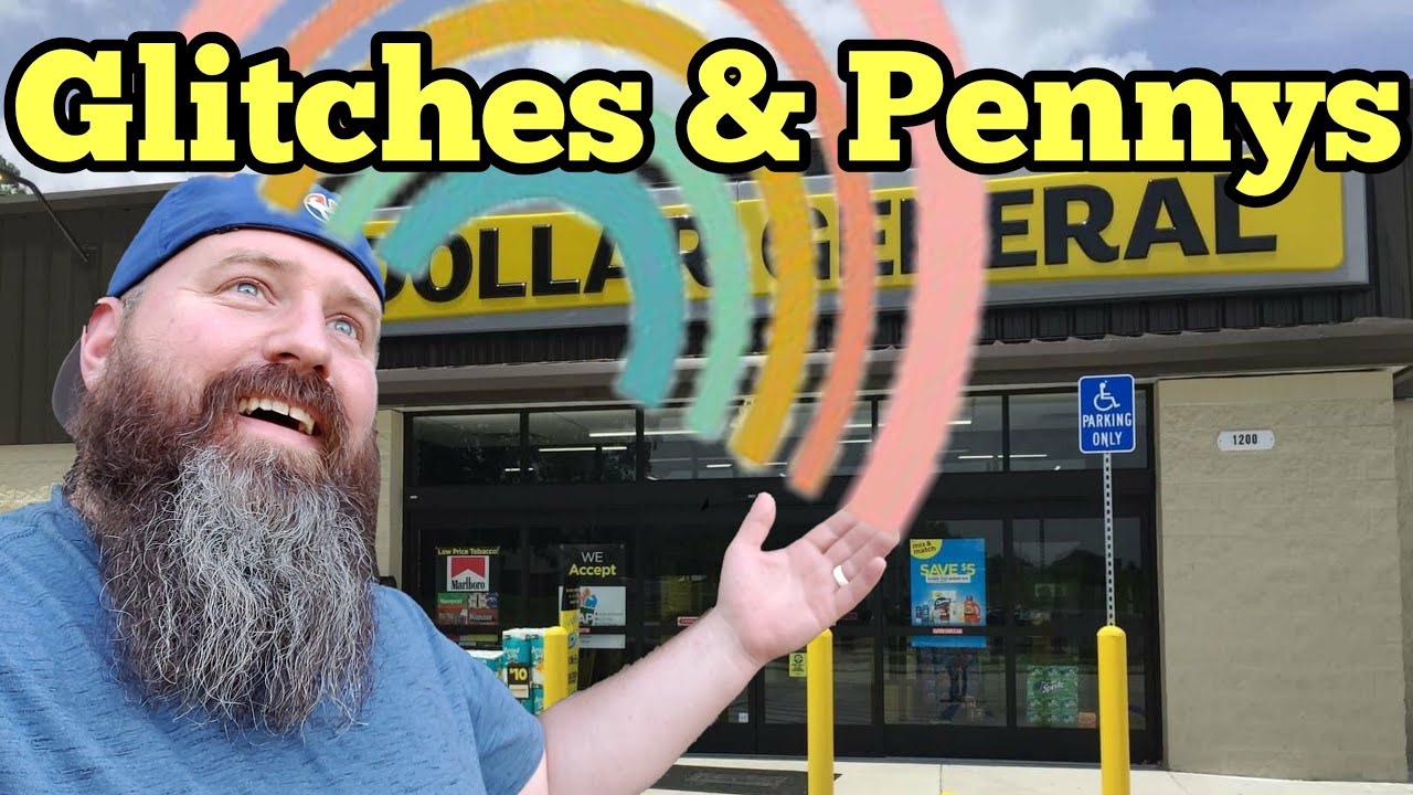 RUN Dollar General Glitch And Surprise Penny | 🔥 $0.04 OOP 16 Items