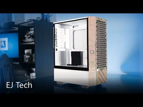 DIY PC Case - Laser Cutting - Honeycomb II (Ep. 3)