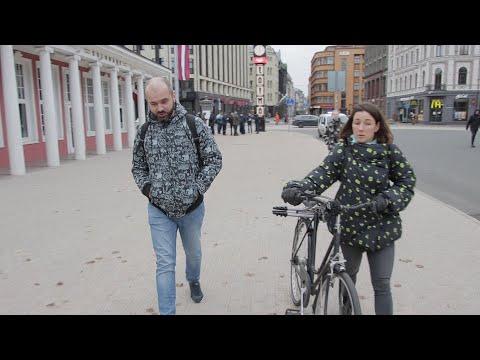 No Money, But No Beatings Either. Belarusians Describe Exile In Latvia.