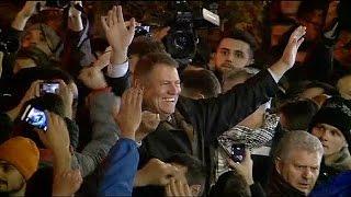 Présidentielle roumaine : défaite surprise de Victor Ponta face à Klaus Iohannis