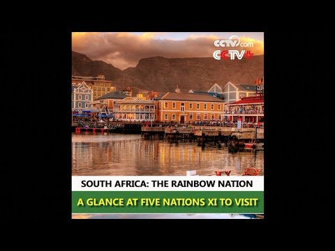 A Glance at 5 Nations Xi to Visit: South Africa The Rainbow Nation