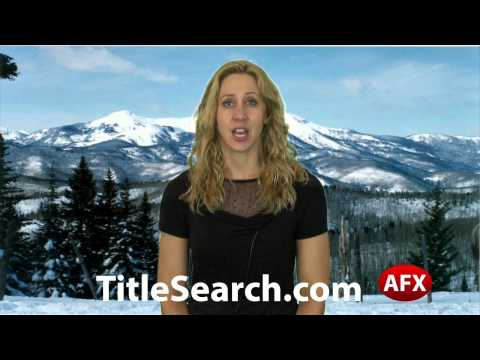 Property title records in Mineral County Colorado | AFX
