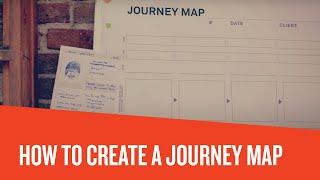 تخطيط رحلة العملاء – كيفية إنشاء رحلة خريطة (2019)