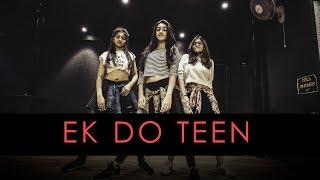 Ek Do Teen Song | Baaghi 2 | Jacqueline Fernandez | Tejas Dhoke Choreography