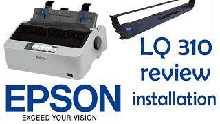 Epson Lx 1310 Dot Matrix Printer Driver, Epson Lx 1310 Dot