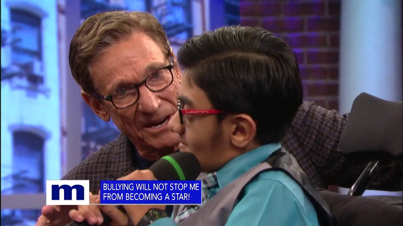 Download Bullying Will Not Stop Me...Sparsh's Story | The Maury Show