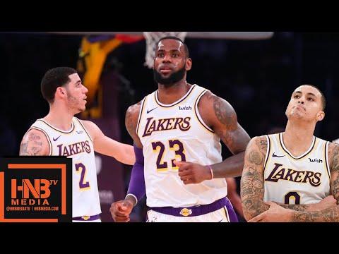 LA Lakers vs Memphis Grizzlies Full Game Highlights | 12/23/2018 NBA Season