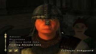 TeS: Oblivion NPCs give Very Helpful Directions