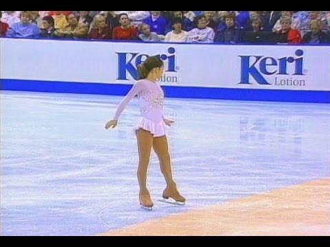 Sasha Cohen - 2000 U.S. Figure Skating Championships - Short Program