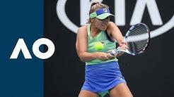 Martina Trevisan vs Sofia Kenin - Extended Highlights (R1) | Australian Open 2020