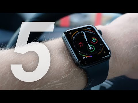 Apple Watch Series 5 Battery Life Report