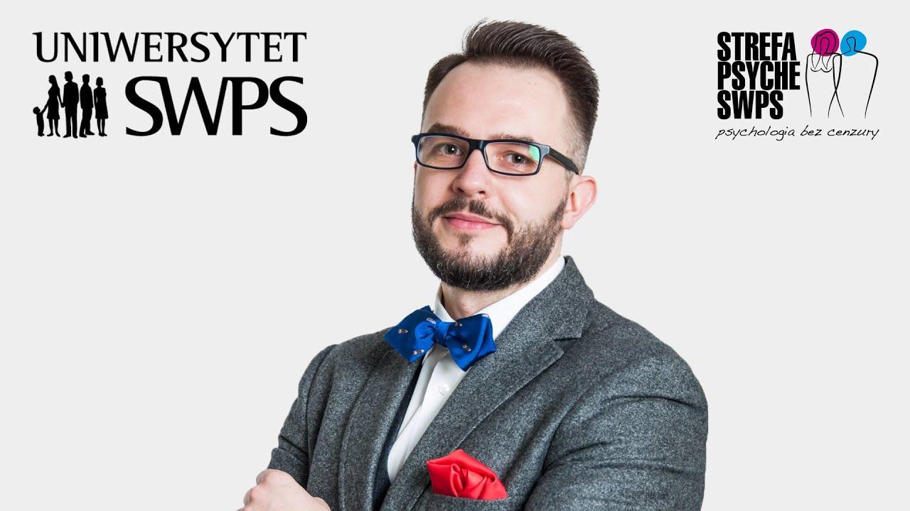 Michał Pozdał wStrefie Psyche SWPS