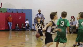 Huntsville Eastern League 6U basketball
